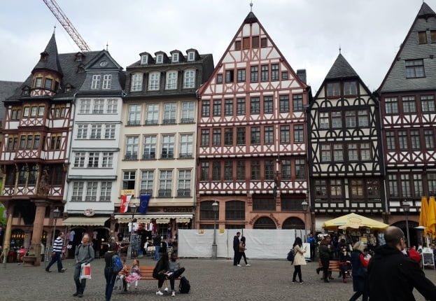 Frankfurt gezi yazı