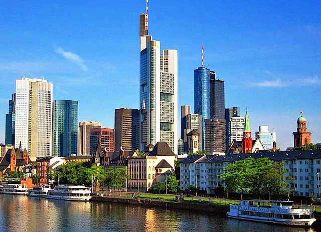 Frankfurt bilgi gezi rehberi