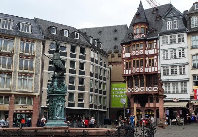Frankfurt hakkında bilgi