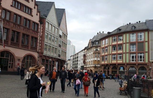 Frankfurt nüfus