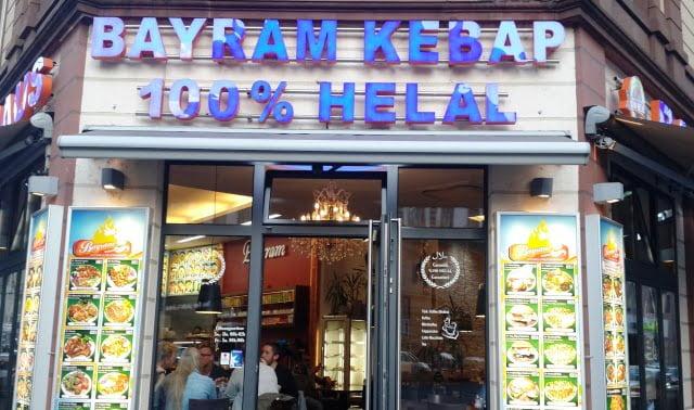 Frankfurt Türk lokantaları