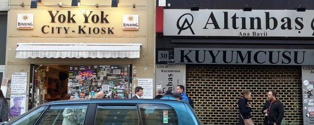Frankfurt Türk nüfus