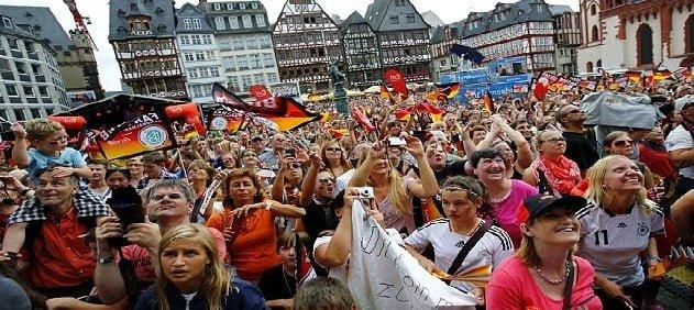 Frankfurt yaklaşan etkinlikler