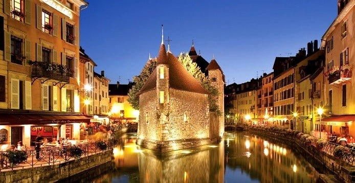 Fransa gezilecek yerler liste