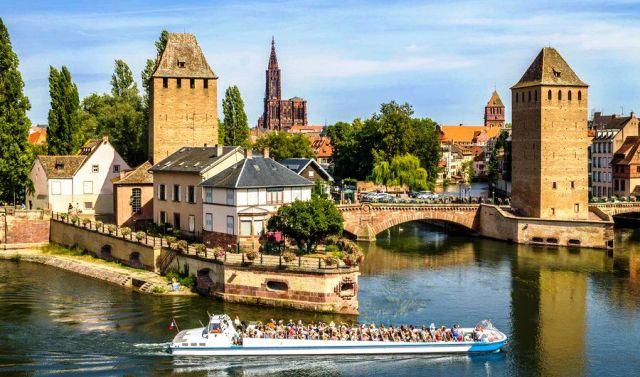 Fransa'da en güzel şehirler