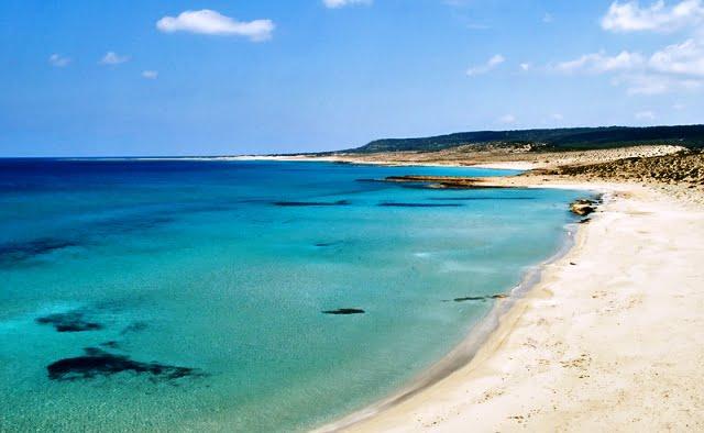Girne plaj