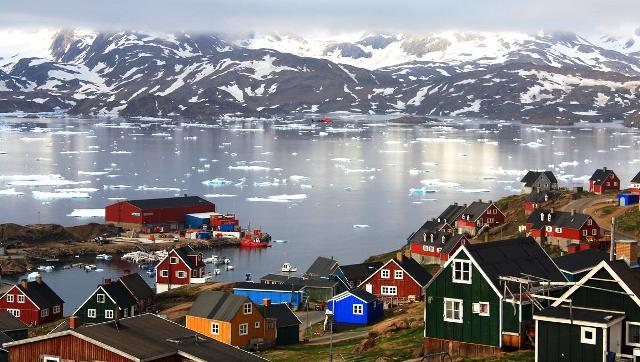 Grönland ev