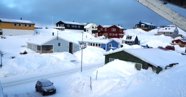Greenland weather