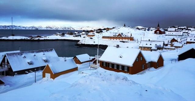 Grönland hakkında bilgiler