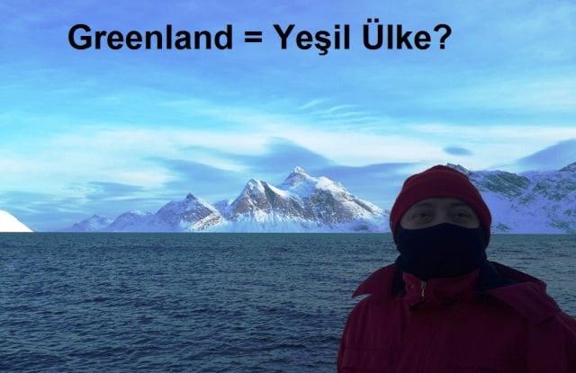 Grönland hakkında bilgi