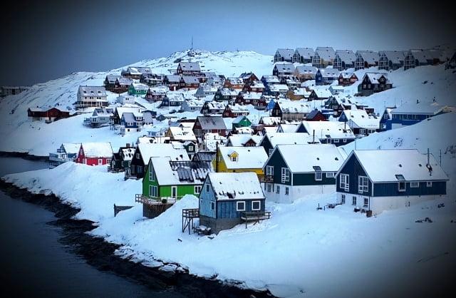 Grönland hakkında ilginç bilgi