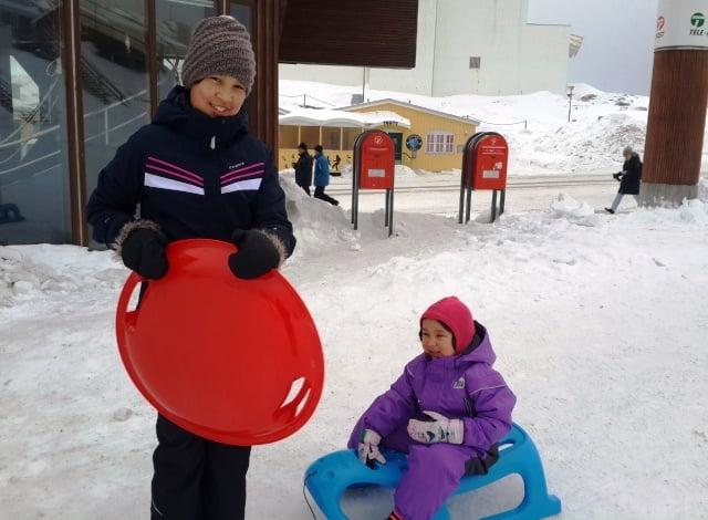 Grönland insanlar