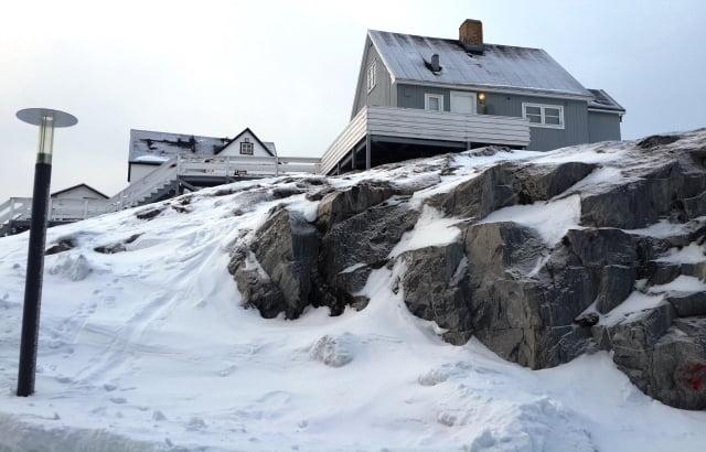 Grönland şehirler