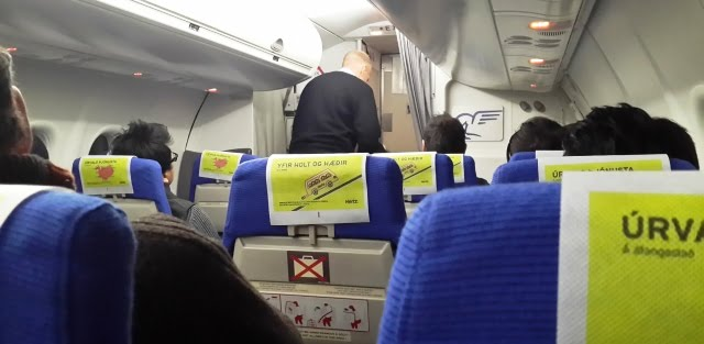 Grönland uçak