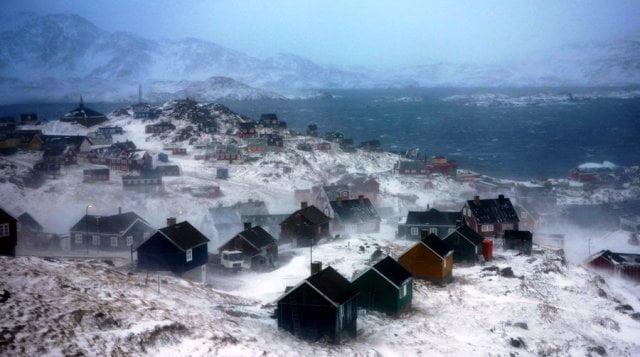Grönland yaşam