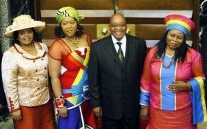 güney afrika devlet başkanı zma