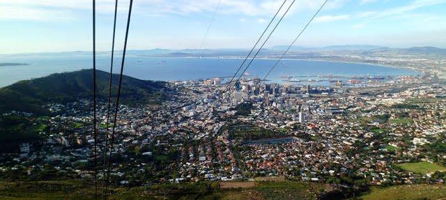 Güney Afrika seyahat