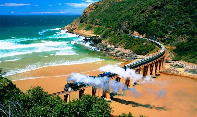 afrika tren