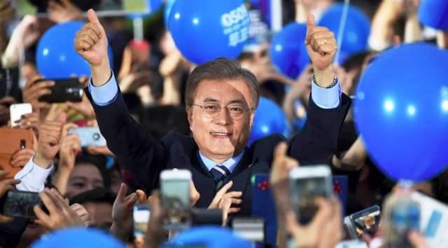 Güney Kore devlet başkanı