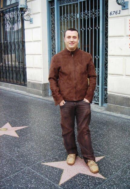 hollywood ünlüler yolu yıldızlar