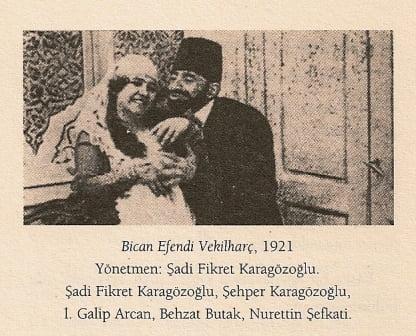 ilk türk komedi film