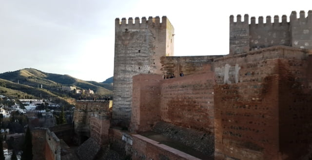 İspanya gezisi