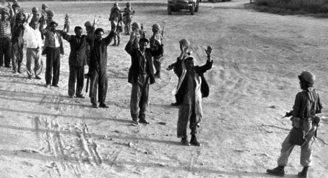 İsrail Altı Gün Savaşları