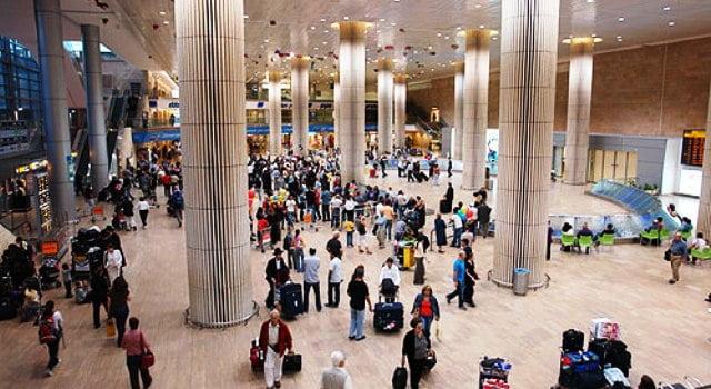 Tel Aviv Havaalanı ulaşım bilgi