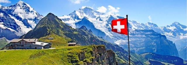 İsviçre bayrak