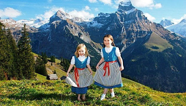 İsviçre diller