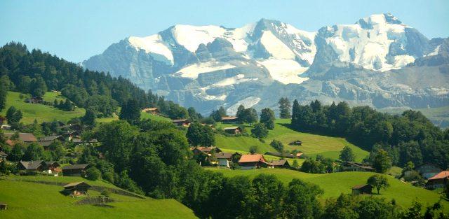 İsviçre hakkında ilginç bilgi