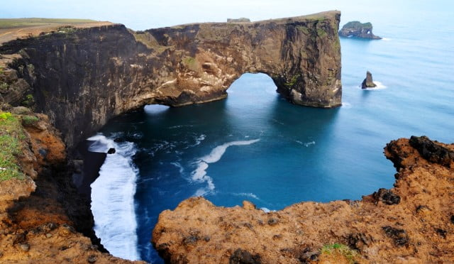 İzlanda doğal güzellikler