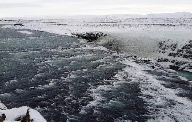 İzlanda gezisi rota