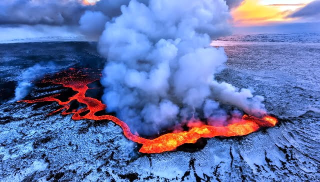 İzlanda gezisi