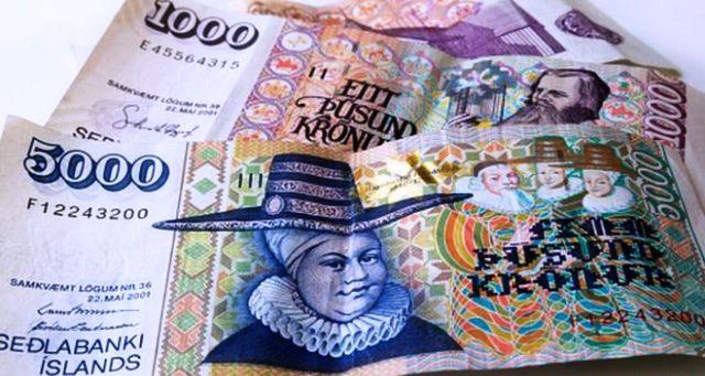 izlanda para birimi