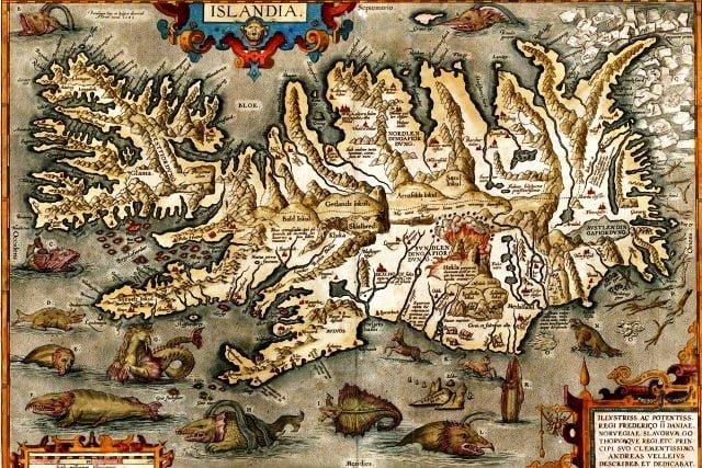 İzlanda tarih