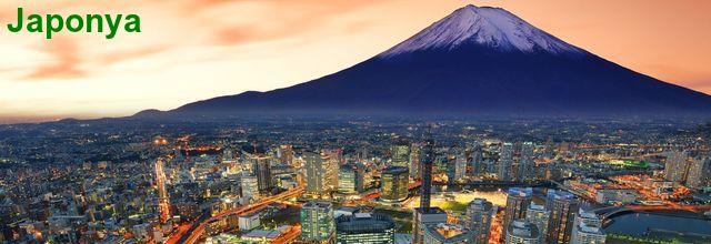 Japonya coğrafi özellikleri