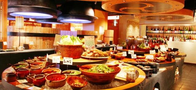 Japonya ekonomik yemek