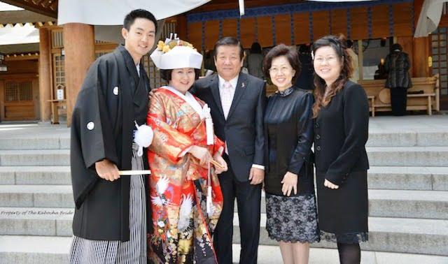 Japonya evlilik