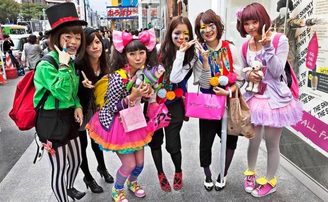 Japonya giysileri hakkında bilgi