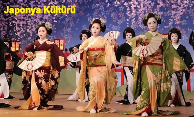 Japonya kültürü