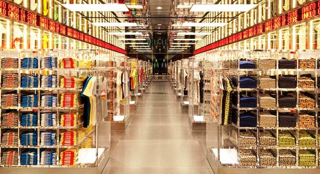 Japonya moda giysiler