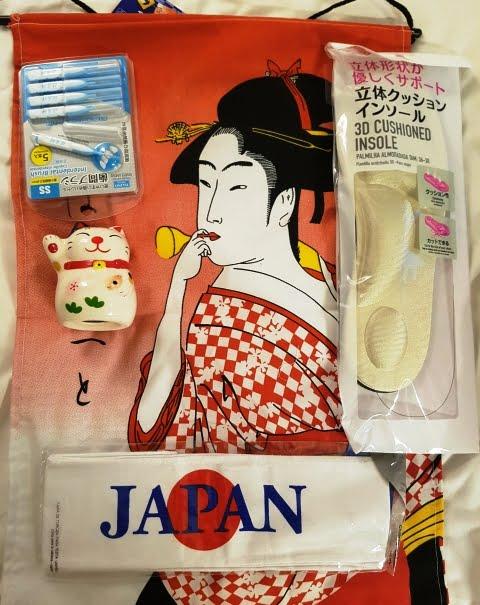 Japonya ne alınır