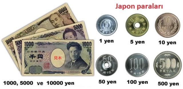 Japonya para birimi