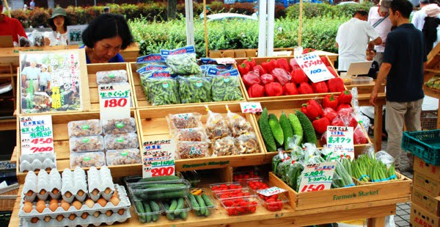 Japonya yiyecek fiyatları