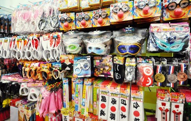 Japonya'da ucuz alışveriş