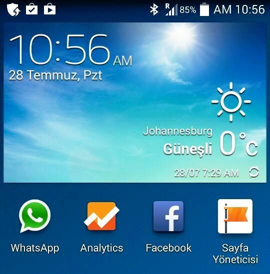 johannesburg iklim hava durumu