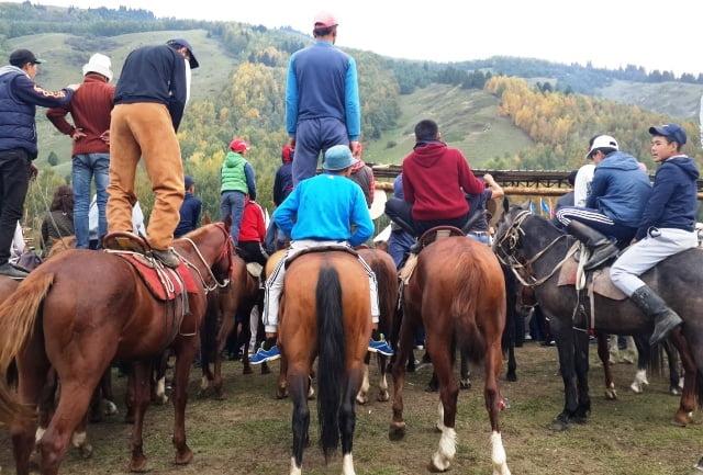 Kırgızlar gelenekleri