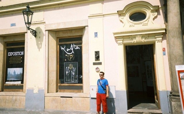 Franz Kafka'nın evi, Çek gezi notları.