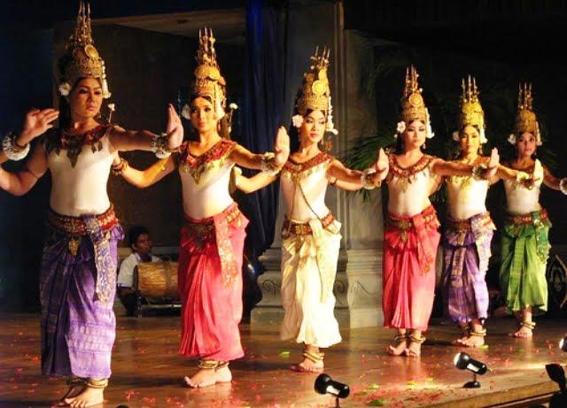kamboçya kızları